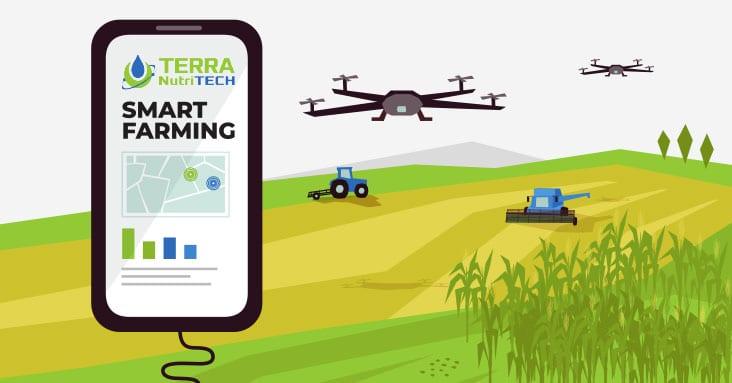smart farming Ireland